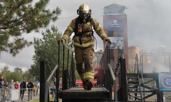 43-е международные соревнования среди пожарно-спасательных подразделений на приз им. В. В. Дехтерева