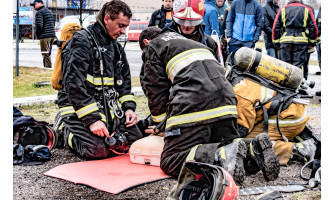Сила Света МЧС выступила спонсором соревнований в Санкт-Петербурге