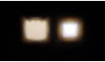 Обновлённая модель нашлемного фонаря LS-TR2